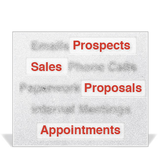 Prospects - Sales - Proposals - Appointments
